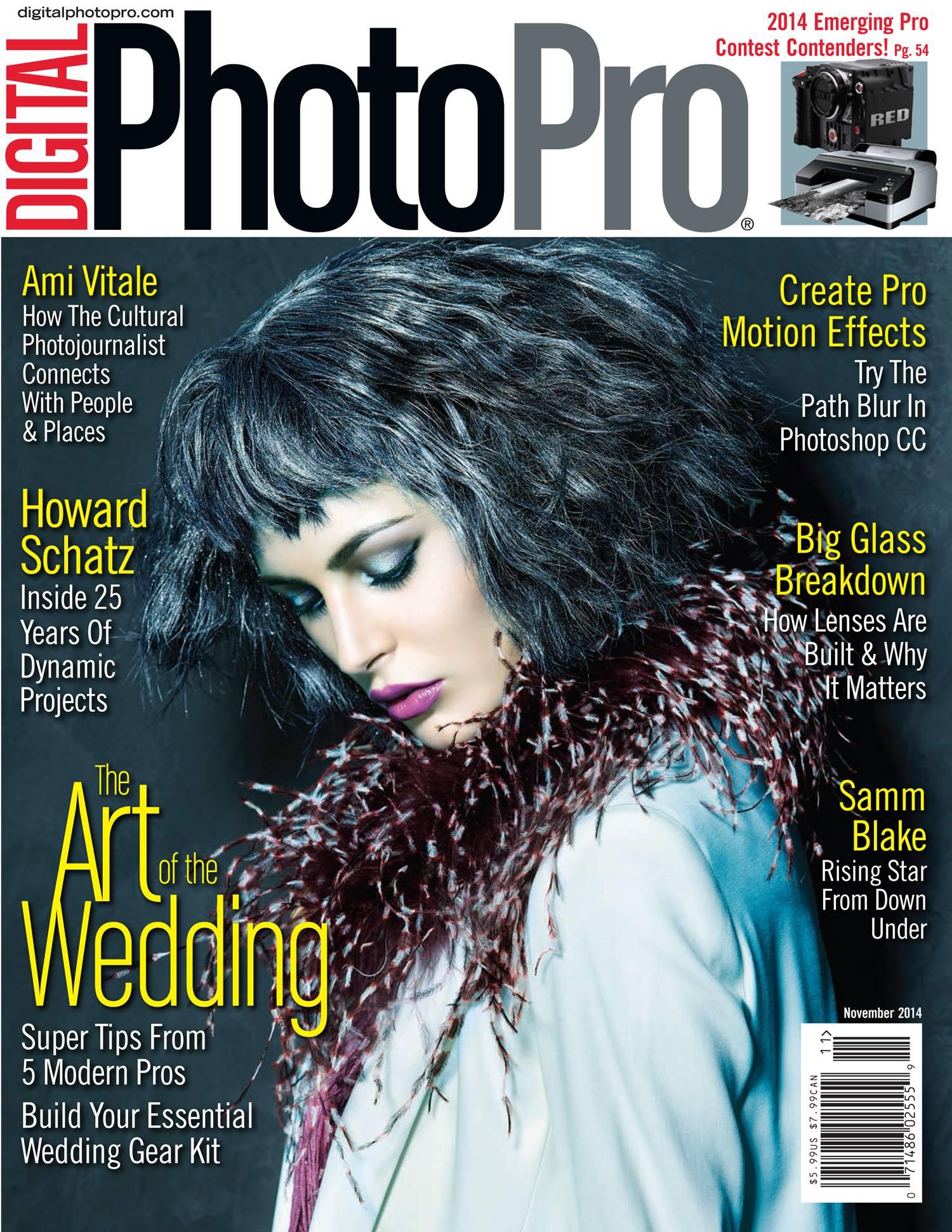 Digital Photo Pro Magazine