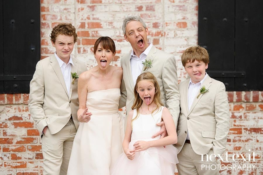Carondelet House Wedding Photographer