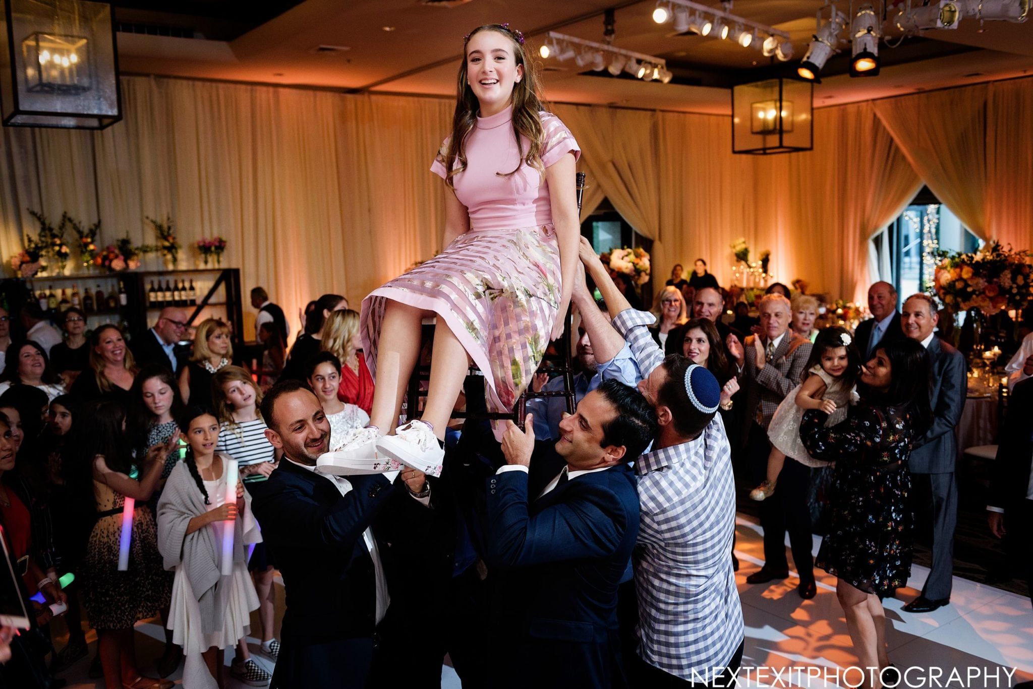 Luxe Bat Mitzvah Photography