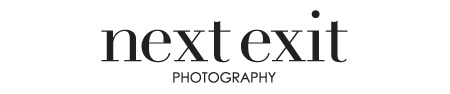 Next Exit Photography Blog: Old logo